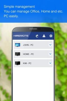 HiRemote - Remote Desktop apk screenshot
