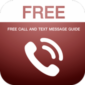 Free Call Text Message Guide icon
