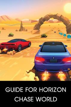 Guide for Horizon Chase World apk screenshot