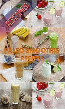 Paleo Smoothie Recipes apk screenshot