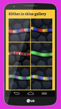Skin for Slither.io poster