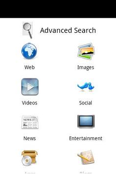 Advanced Search poster