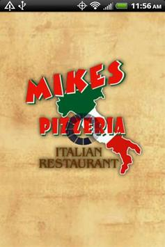 Mike's Pizzeria poster
