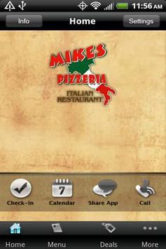 Mike's Pizzeria apk screenshot
