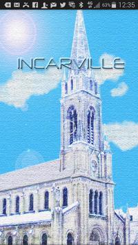 Ville d'Incarville poster