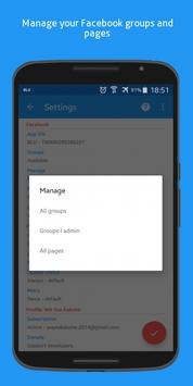 BLU User 3 Account Add-on apk screenshot