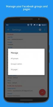 BLU User 8 Account Add-on apk screenshot