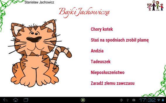 Bajki Jachowicza poster