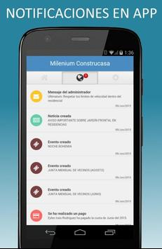 eMilenium apk screenshot