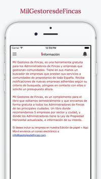 MilGestoresdeFincas apk screenshot