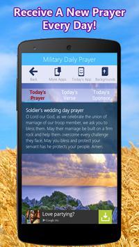 Military Prayer App poster