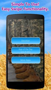 Military Prayer App apk screenshot