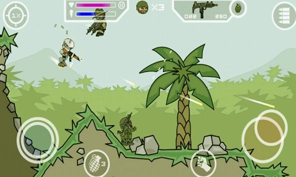 Guide:Doodle Army Mini Militia apk screenshot