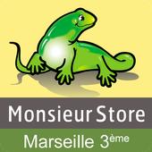 Monsieur Store Marseille 13003 icon