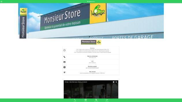 Monsieur Store Marseille 13003 apk screenshot