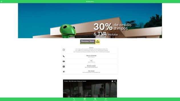 Monsieur Store Marseille 13008 apk screenshot