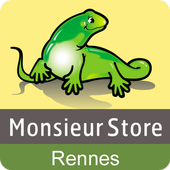 Monsieur Store Rennes icon