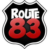 Route 83 icon