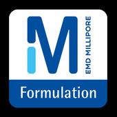 EMD Millipore Formulation icon