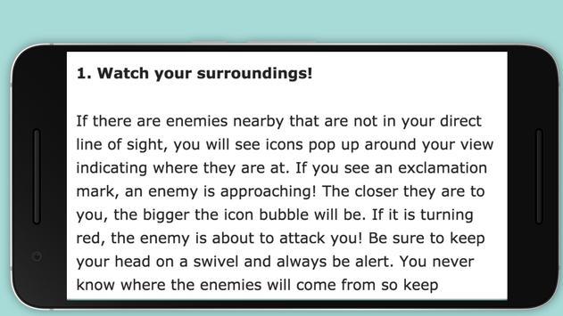 Guide SuicideSquad:Special Ops apk screenshot
