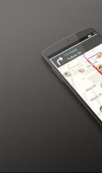 Guide for Waze Navigation Maps poster