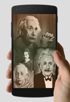 Albert Einstein Biography poster