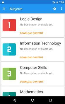 UOM CS Department apk screenshot
