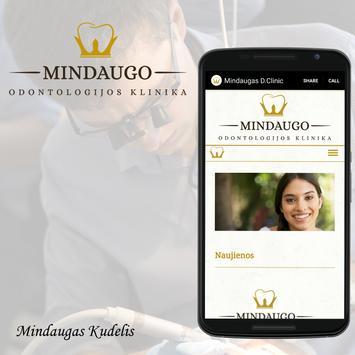 Mindaugas Dental Clinic poster