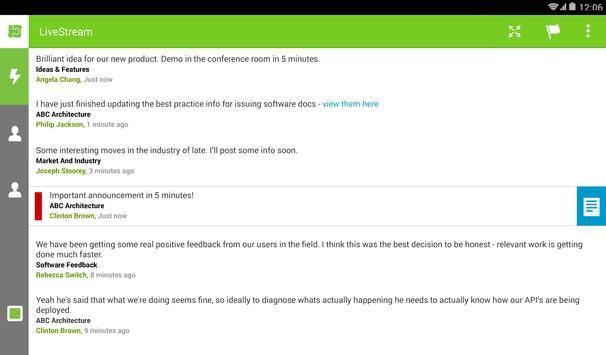 MindLink for SECTOR apk screenshot