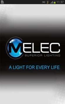 M-Elec Lighting poster