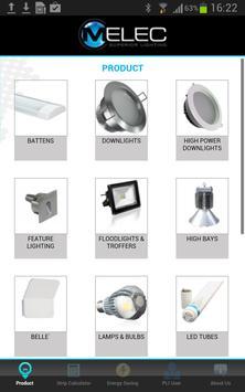 M-Elec Lighting apk screenshot