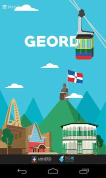 GEORD poster