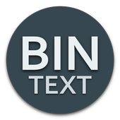BinText Converter icon