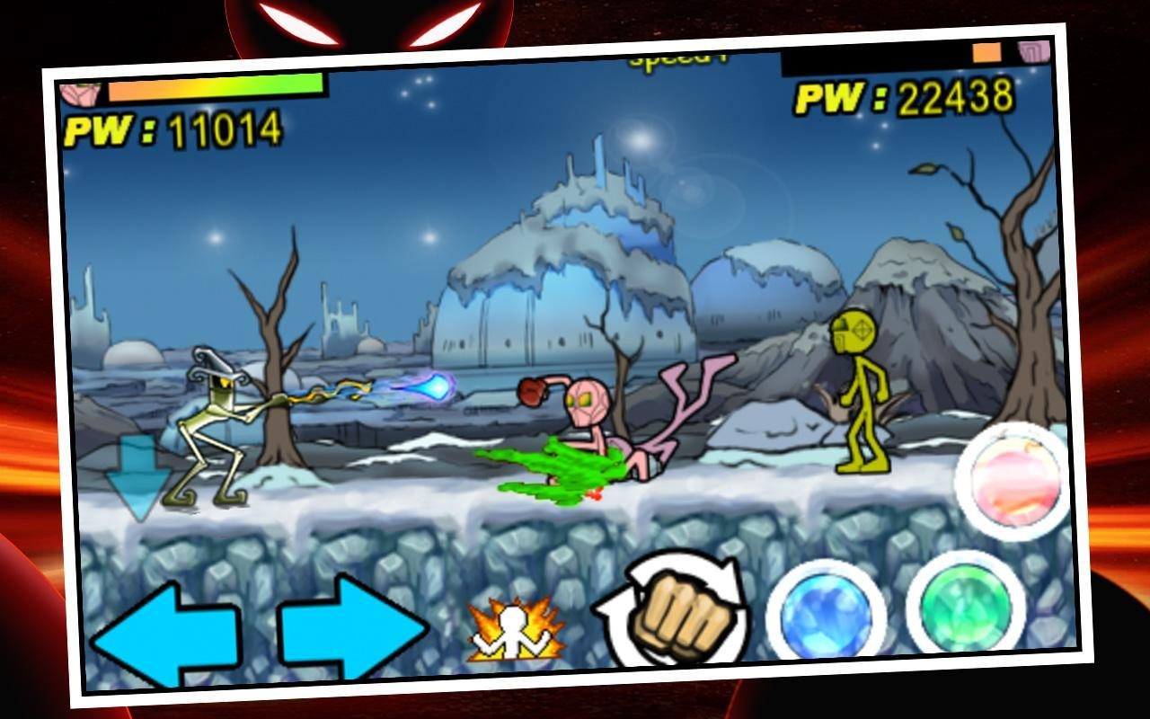 permainan stickman fight