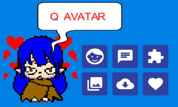 Q Avatar (Avatar Maker) apk screenshot