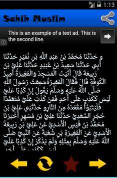 Kitab Shahih Muslim apk screenshot