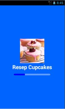 Resep Cupcakes apk screenshot