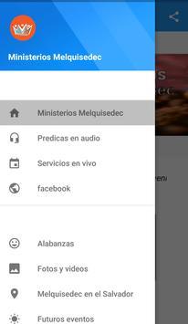 Ministerios Melquisedec apk screenshot