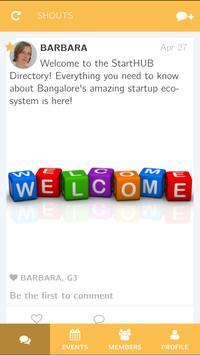 StartHUB apk screenshot