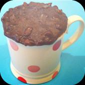 Chocolate Mug Cake Recipe icon