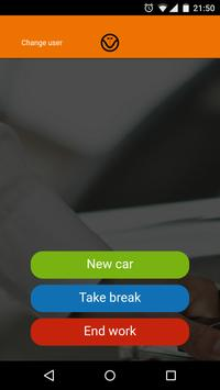 SpotValet Staff apk screenshot