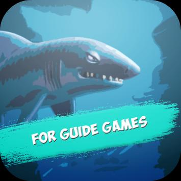 Guide for Hungry Shark Game poster