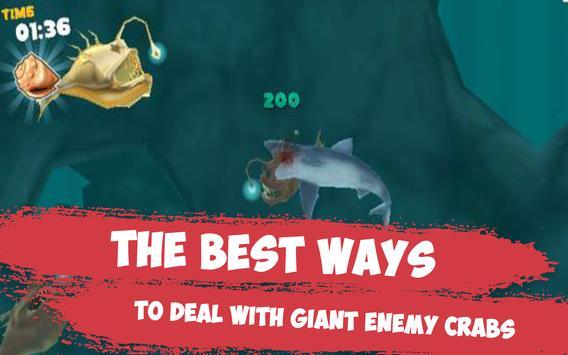 Guide for Hungry Shark Game apk screenshot