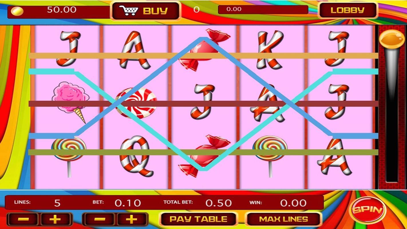 candy smash slots free games