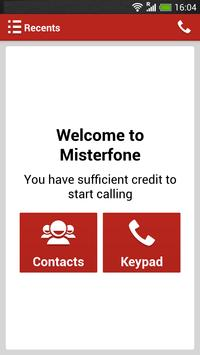 Misterfone - Cheap Calls poster