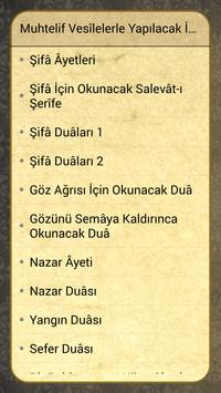 Dua Kitabı apk screenshot