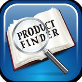 Qatar Product Finder (Tab) icon