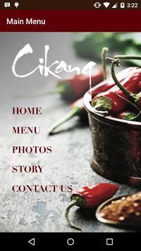 Cikang Resto poster
