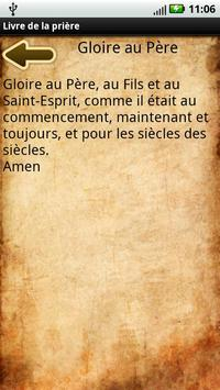 French Prayer Book apk screenshot