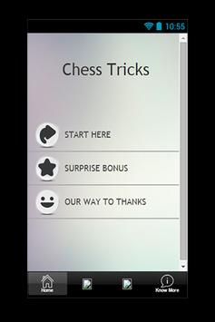 Chess Tricks Guide poster